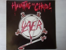 "SLAYER - HAUNTING THE CHAPEL ( 12"" )"