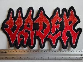 VADER - RED/YELLOW LOGO