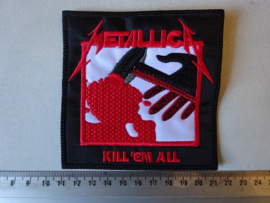METALLICA - KILL EM ALL ( DIFFERENT )