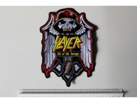 SLAYER - ALL OF LIFE DECAYS