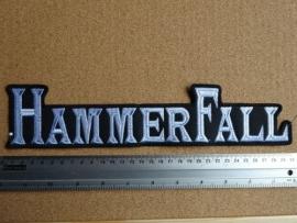 HAMMERFALL - BLUE/WHITE LOGO