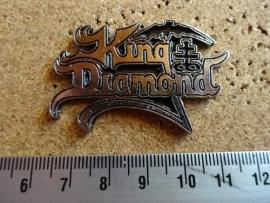 KING DIAMOND - NAME LOGO