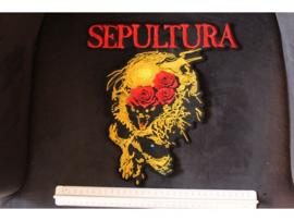 SEPULTURA - BENEATH THE REMAINS ( FULL COLOR )