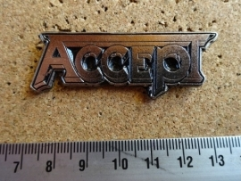 ACCEPT - NAME LOGO
