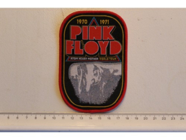 PINK FLOYD - ATOM HEART MOTHER WORLD TOUR ( RED BORDER ) WOVEN