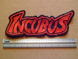 INCUBUS - RED LOGO