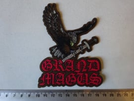 GRAND MAGUS - SWORD SONGS ( LASERCUT ) WOVEN