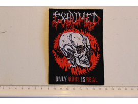 EXHUMED - ONLY GORE IS REAL