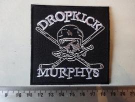 DROPKICK MURPHYS - SKULL  & BONES LOGO