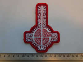 GHOST - CONVERTED CROSS + SYMBOL