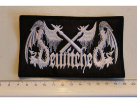 BEWITCHED - WHITE NAME LOGO