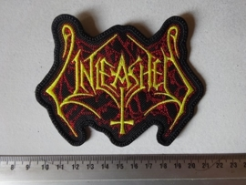 UNLEASHED - RED/YELLOW LOGO