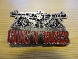 GUNS N ROSES - GUNS LOGO