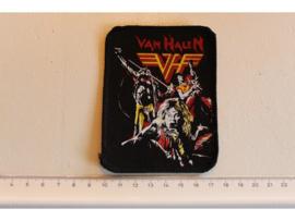 VAN HALEN - BAND MEMBERS ( ORIGINAL 80'S ) PRINT