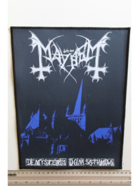 MAYHEM - THE MYSTERIIS DOM SATHANAS