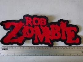 ROB ZOMBIE - RED LOGO