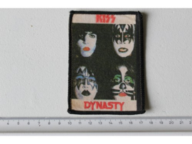 KISS - DYNASTY ( ORIGINAL 1979 ) PRINT