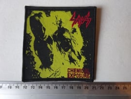 SADUS - CHEMICAL EXPOSURE BLACK BORDER