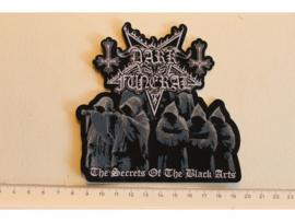 DARK FUNERAL - THE SECRETS OF THE BLACK ARTS ( WOVEN )