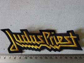 JUDAS PRIEST - GOLD LOGO