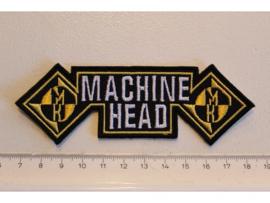 MACHINE HEAD - MH LOGO