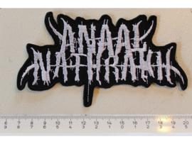 ANAAL NATHRAKH - WHITE NAME LOGO
