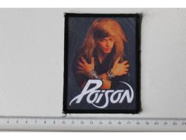 POISON ( GLAM ) - BRET MICHAELS ( ORIGINAL 80'S ) PRINT