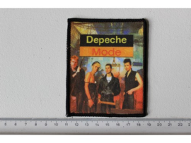 DEPECHE MODE - BAND PHOTO 2 ( ORIGINAL 80,S  ) PRINT