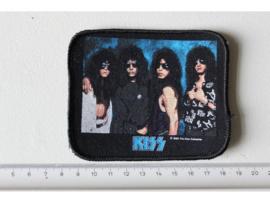 KISS - BAND PHOTO ( ORIGINAL 1989 ) PRINT
