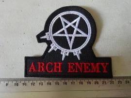 ARCH ENEMY -SYMBOL + NAME