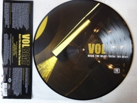 VOLBEAT - ROCK THE REBEL/METAL THE DEVIL ( PICTURE DISC )