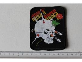 GUNS N ROSES - SKULL ( ORIGINAL 1988 ) PRINT