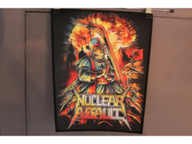 NUCLEAR ASSAULT - HANG THE POPE ( DIFFERENT ) PRINT