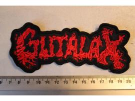 GUTALAX - RED NAME LOGO