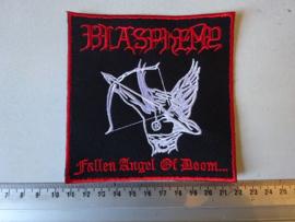 BLASPHEMY - FALLEN ANGEL OF DOOM ( EMBROI )