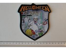 HELLOWEEN - DR. STEIN ( LASERCUT ) PRINT