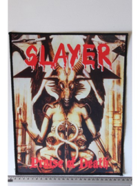 SLAYER - PRAISE OF DEATH