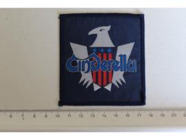 CINDERELLA - EAGLE ( ORIGINAL 80'S ) WOVEN