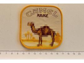 CAMEL - MIRAGE ( YELLOW BORDER ) WOVEN