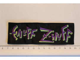 ENUFF ZNUFF - PURPLE/GREEN NAME LOGO