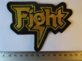 FIGHT - YELLOW LOGO
