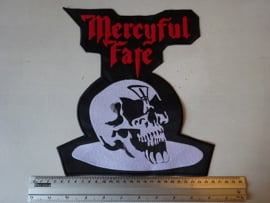 MERCYFUL FATE - SKULL LOGO