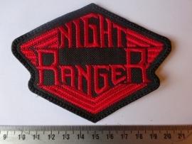 NIGHT RANGER - RED LOGO