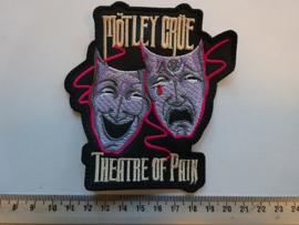 MOTLEY CRUE - THEATRE OF PAIN ( SHAPED )