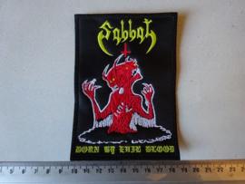 SABBAT ( JAPAN ) - BORN BY EVIL BLOOD