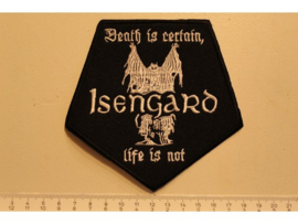 ISENGARD - DEATH IS CERTAIN, LIFE IS NOT