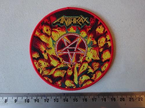 Anthrax Worship Music