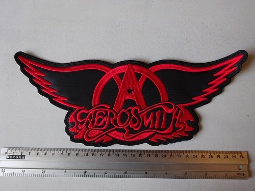 AEROSMITH - WINGS RED