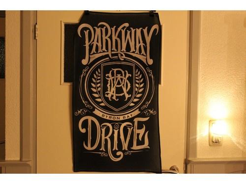 PARKWAY DRIVE - BYRON BAY