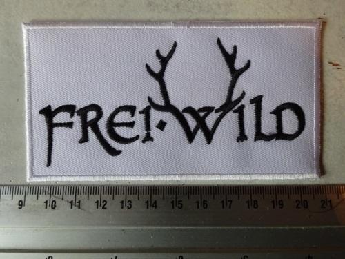 Frei Wild Logo Patches Riffs Merchandise